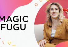 ВИБРОЯЙЦО MAGIC FUGU