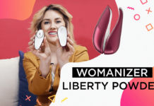 Womanizer Liberty Powder