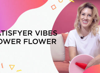 ВИБРАТОР SATISFYER VIBES POWER FLOWER